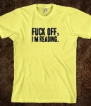 fuck off I'm reading
